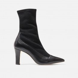 Ophe - Black Suede and Nappa