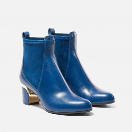 Margaux - Electric Blue Nappa