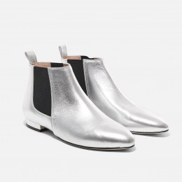 Philom - Silver Leather